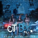 City Boyz - City Boyz mixtape cover art