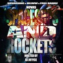 Novas - Spaceships And Rockets mixtape cover art