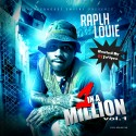 Ralph Louie - 1 In A Million mixtape cover art