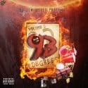 93 Degrees 6  mixtape cover art