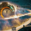 93 Degrees V mixtape cover art