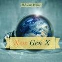 New Gen X mixtape cover art