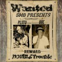 Smash Gang - Double Trouble  mixtape cover art