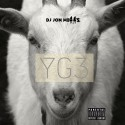 Young Goat 3 (YG3) mixtape cover art