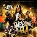 Welcome 2 FLA (Hosted By Ace Hood) mixtape cover art