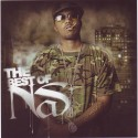 Nas - The Best Of Nas mixtape cover art