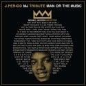 Michael Jackson - Man Or The Music mixtape cover art