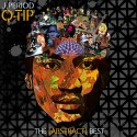 Q-Tip - The [Abstract] Best mixtape cover art