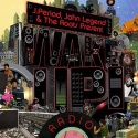 Wake Up! Radio (John Legend & The Roots) mixtape cover art