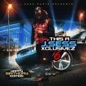 This A J.Sess Xclusivez 6 mixtape cover art