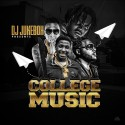 College Music 10 mixtape cover art