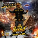 J-Haze - My Land mixtape cover art