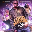 Loud Muzik 3 mixtape cover art