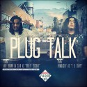 Mike Brown Da Czar & E4rmdacity - Plug Talk mixtape cover art