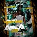 Smokey Montana - Area 25 mixtape cover art