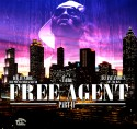 Tana - Free Agent 2 mixtape cover art