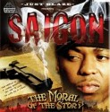 Saigon - The Moral Of The Story mixtape cover art