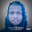 Carlos Ferragamo - Shades Of Blue 2 mixtape cover art