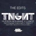 TNGHT (The Edits) mixtape cover art