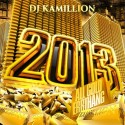 2013 All Gold Errthang mixtape cover art