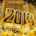 2013 All Gold Errthang mixtape cover art