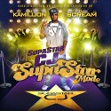 SupaStar CJ - SupaStar Mode mixtape cover art