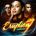 Da Ultimate Eruption 7 mixtape cover art