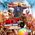 Hot 107.9 Birthday Bash 17 mixtape cover art