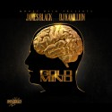 James Black - Gold Mind mixtape cover art