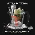 Mixxin Dat Crack mixtape cover art