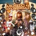 Music 4 My Niggaz mixtape cover art