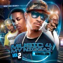 Music 4 My Niggaz 2 mixtape cover art