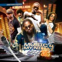 Music 4 My Niggaz 3 mixtape cover art