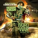 Picassio Cash - Word & War mixtape cover art