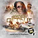 Rid'n & Get'n It mixtape cover art