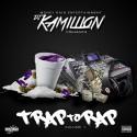 Trap To Rap mixtape cover art