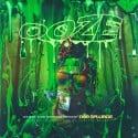 DSR Splurge - Ooze mixtape cover art
