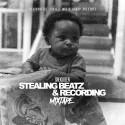 Shekudeen - Stealing Beatz & Recording mixtape cover art