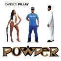 Candice Pillay - Powder mixtape cover art