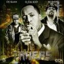 Q Da Kid - Takers mixtape cover art