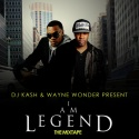 Wayne Wonder - I Am Legend mixtape cover art