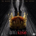 Wooh Da Kid - From A Kid To A King mixtape cover art