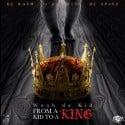 Wooh Da Kid - From A Kid To A King mixtape cover art