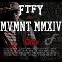 MVMNT MMXIV mixtape cover art