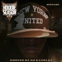 Papoose - Hoodie Season 2 mixtape cover art