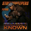 Papoose - Internationally Known mixtape cover art