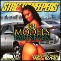 R&B Models, Pt. 7 (Hosted by Miss Lyric) mixtape cover art