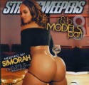R&B Models 8 (Hosted By Simorah) mixtape cover art