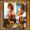 Straight Stuntin Magazine (Model Edition) mixtape cover art