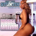 Straight Stuntin (Hosted By Simorah) mixtape cover art